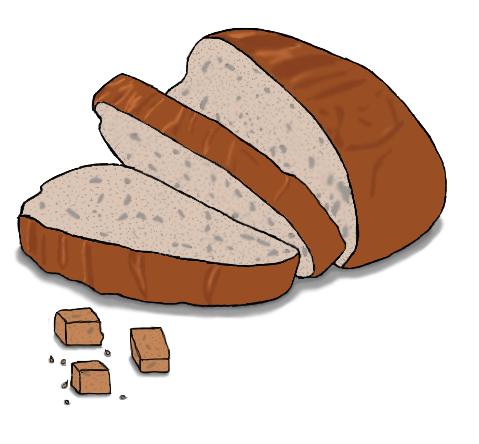 verrijk je salade brood