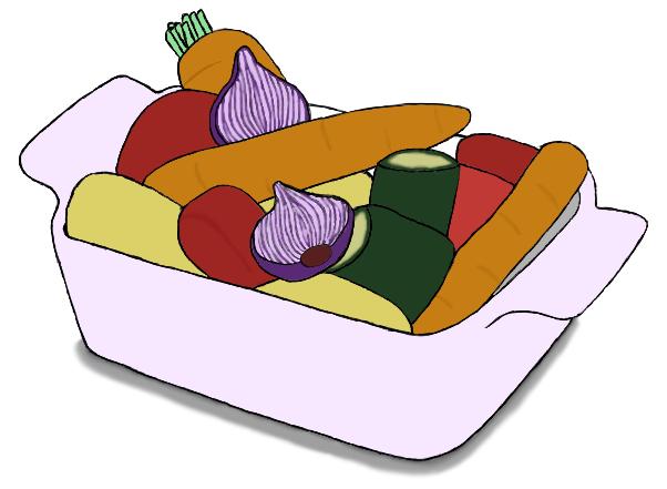 verrijk je salade groenten