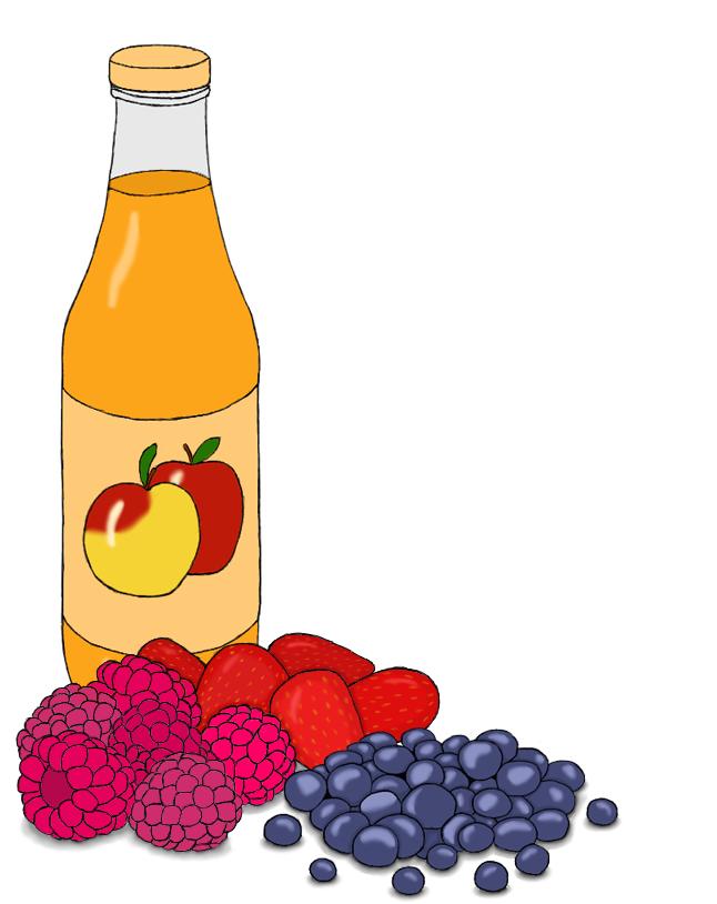 makkelijke vruchtensapjes