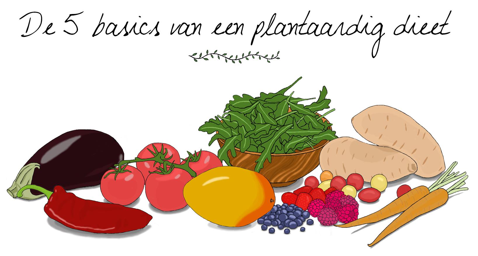 plantaardig dieet